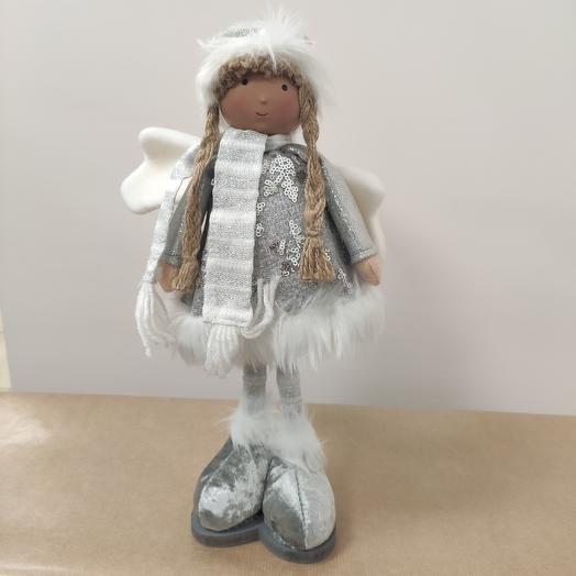 Новогодние украшения девочка ангел
