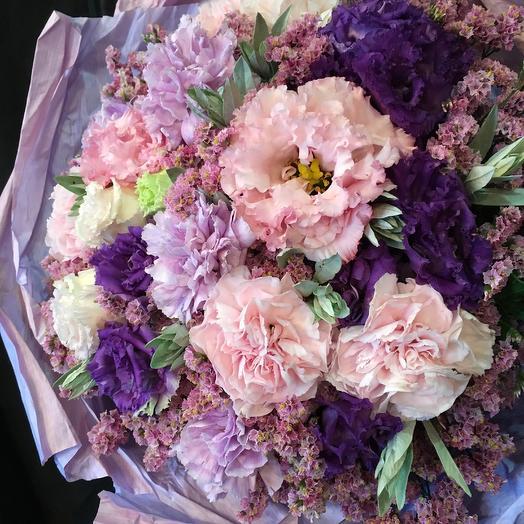 Волшебный: букеты цветов на заказ Flowwow