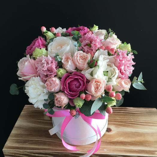 Натали: букеты цветов на заказ Flowwow