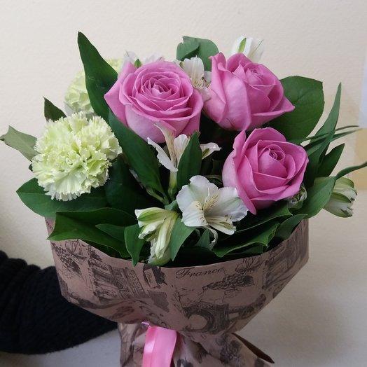 Капризная леди: букеты цветов на заказ Flowwow