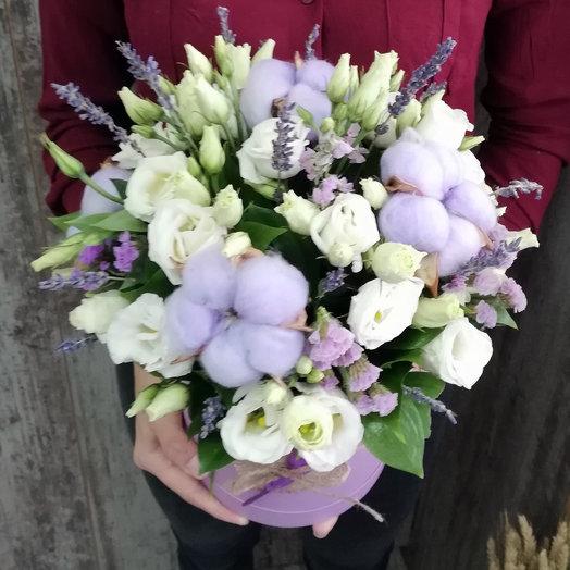 Лиловые мечты: букеты цветов на заказ Flowwow