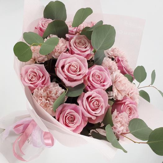 Вера: букеты цветов на заказ Flowwow