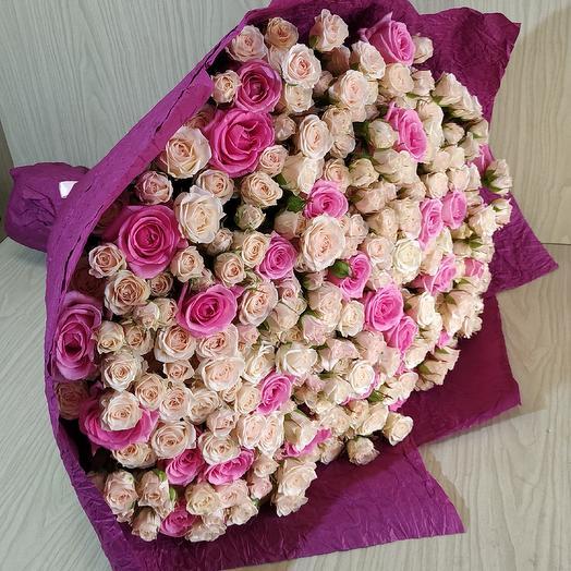 Экстра Любовь: букеты цветов на заказ Flowwow