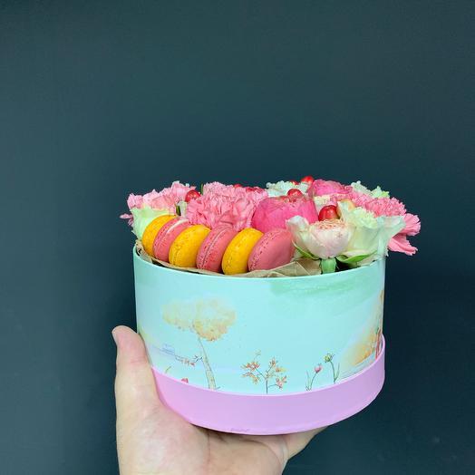 Цветочная композиция 50: букеты цветов на заказ Flowwow